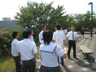 和歌山大学にて.JPG